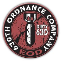 630th Ordnance Company - HOOAH! Chips
