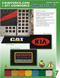 SuperScrape Logo Mats - Click Here
