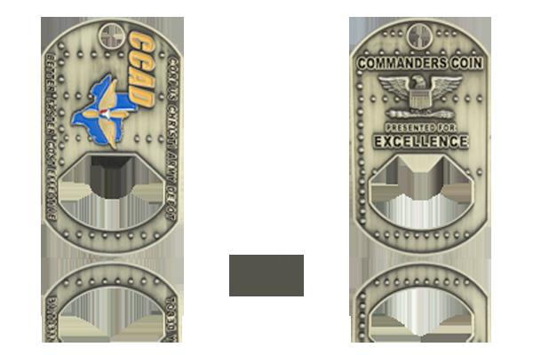 Bottle Opener Challenge Coins | Custom Challenge Coins – Veteran
