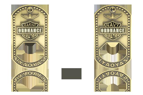 Bottle Opener Challenge Coins | Custom Challenge Coins – Veteran ...