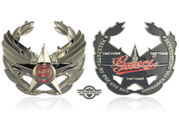 Air Force Challenge Coins   Custom Challenge Coins ...