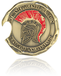 Air Force Challenge Coins, Bottle Opener Challenge Coins, Custom Shape Challenge Coins, Challenge Coins, Military Coins