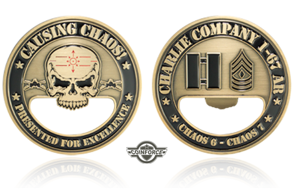 Army Challenge Coins | Custom Challenge Coins – Veteran
