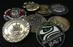Custom Challenge Coins – Veteran Owned and Operated – Military ...