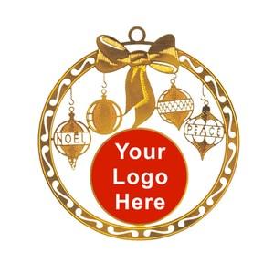 Quickfast Christmas Ornaments Custom Challenge Coins
