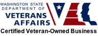 Certified Veteran-Owned Business - Click Here!