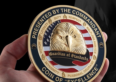 Custom Challenge Coins – Veteran Owned and Operated